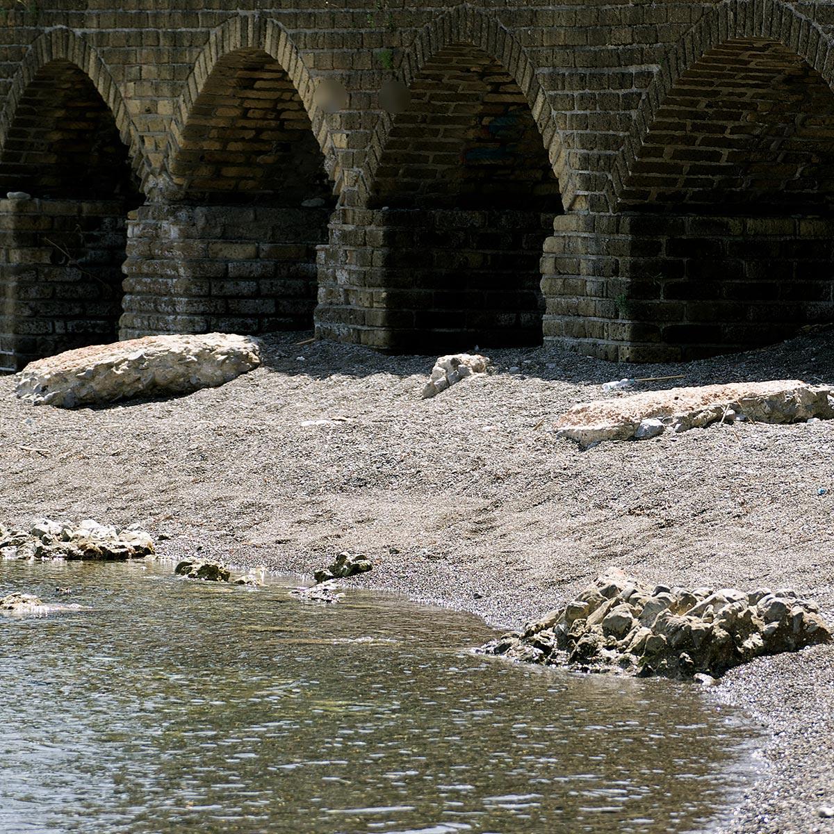 Gli antichi locali di deposito detti 'Camerelle'